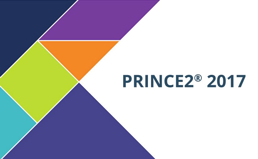 PRINCE2 2017 Update Logo