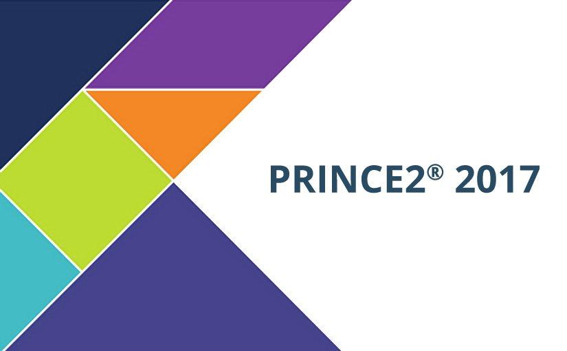 PRINCE2 2017 Update Logo